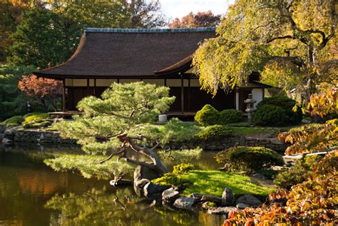 file shofuso japanese house and garden jpg wikimedia commons