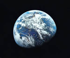 First Photo Taken of Earth From Space