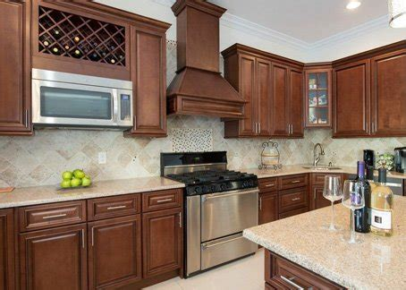 thermofoil cabinets  wood cabinets pros cons  costs
