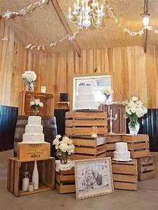 17, Chic, Ways, To, Use, Rustic, Wooden, Crates
