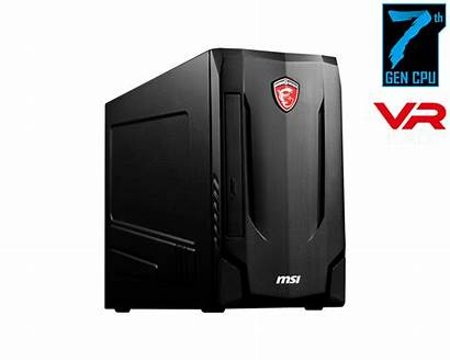 Msi Nightblade Mib Gaming Pc Desktop Computer