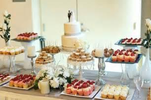 wedding dessert ideas picture of stylish wedding dessert table decor ideas