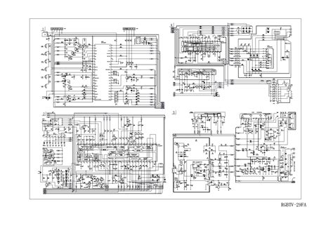 Haier Circuit Diagram Service Manual Download
