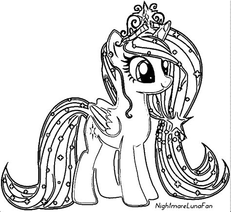 mlp coloring my pony coloring pages rainbow dash equestria