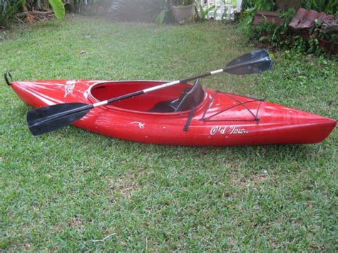 Old Town Sport Boat by Old Town Otter Kayak Boats For Sale