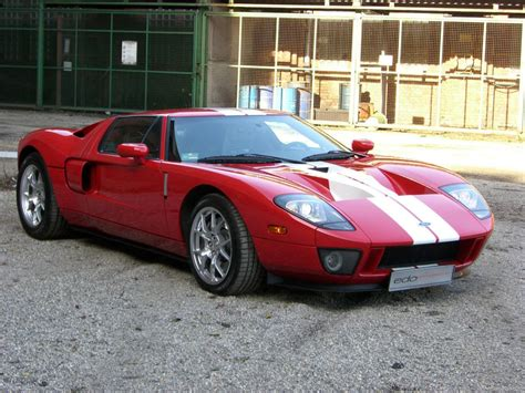 Ford Gt 2006 by 2006 Ford Gt Information And Photos Zombiedrive