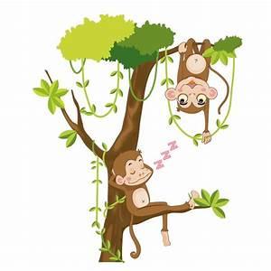 Stickers Animaux De La Jungle : 21 best images about stickers bebe 2 on pinterest animaux animales and art ~ Mglfilm.com Idées de Décoration
