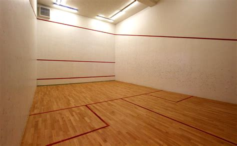 salle de squash la plagne
