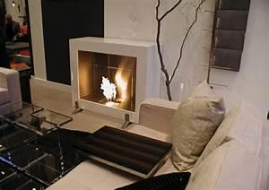 Cheminée électrique Design : cheminee electrique moderne ~ Dode.kayakingforconservation.com Idées de Décoration