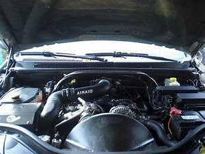 My Cold Air Intake  - Jeep Garage