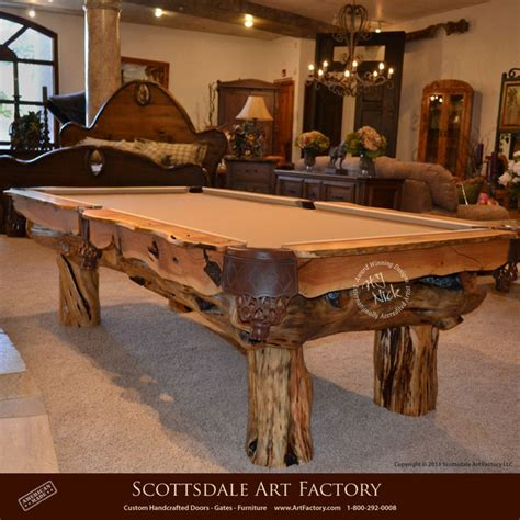 black decorative pillows pool tables custom designs rustic furniture