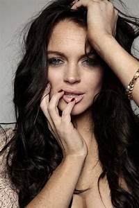Lindsay Lohan  Sun Magazine Photoshoot
