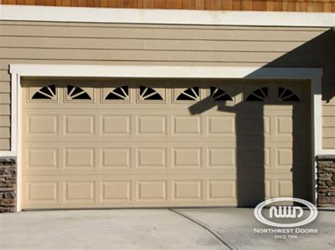therma tech traditional sherwood garage door sunroc