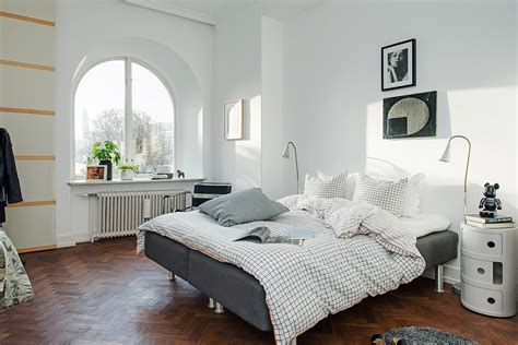 Bedroom : Bedroom Design In Scandinavian Style
