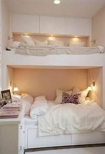 Cozy, Bed, Loft, Ideas, For, Beloved, Twin, Kids, 161, U2013, Decoredo
