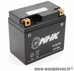 Peut On Recharger Une Batterie Sans Entretien : batterie 12v 6ah pour scooter maxi pi ces 50 ~ Medecine-chirurgie-esthetiques.com Avis de Voitures
