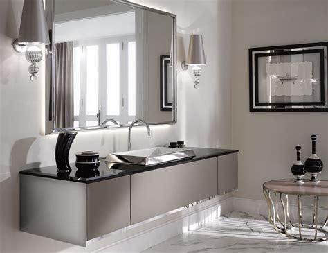 the luxury look of high end bathroom vanities