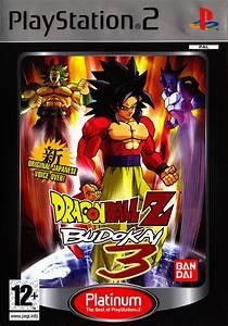 Dragon Ball Z Budokai 3 Box Shot For Playstation 2 Gamefaqs