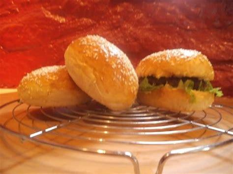 hervé cuisine hamburger recette hamburger moelleux doovi