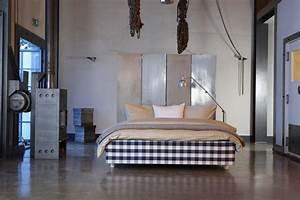 Chambre Deco Industrielle : decoration chambre style industriel ~ Zukunftsfamilie.com Idées de Décoration