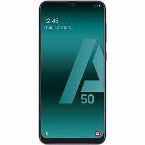 Samsung Galaxy A50 Blanc S     Magasin