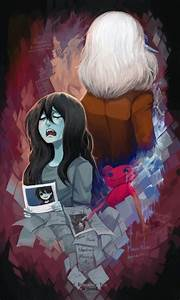 Marceline the vampire queen, Ice King, Simon Petrikov ...