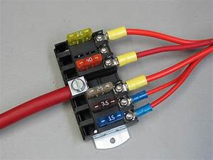 Atc    Ato Fuse Blocks    Fuse Panels With Power