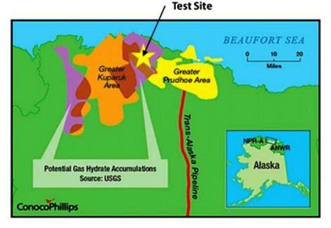 Abundance Of Methane Hydrates May Destroy The Oil Market