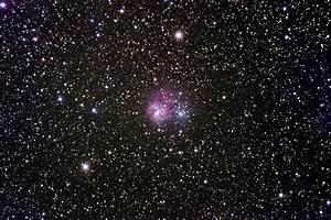 NGC 1931 - nebula in Auriga - Astronomy Magazine ...