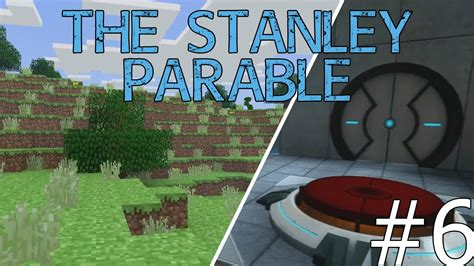 minecraft portal  stanley parable episode  youtube