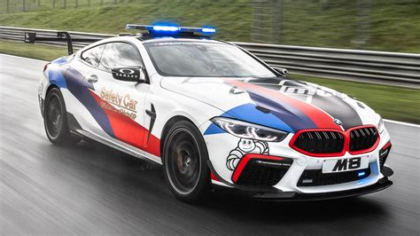 spot   bmw  competition safety car