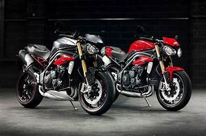 Street Triple S : triumph unveil 2016 speed triple s and triple r ~ Maxctalentgroup.com Avis de Voitures