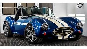TM4-Powered Electric, 3D-Printed Shelby Cobra Replica On Display At 2015 NAIAS (w/video)
