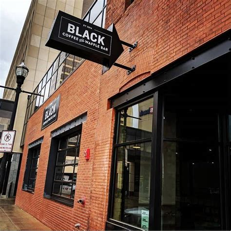 Black coffee & waffle bar's first location on como is a huge success, says kurt gough, founding partner, shelter architecture. Block 9, Walkability attracted Black Coffee and Waffle Bar ...