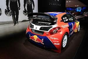 Peugeot 3008 Dkr  Citroen C3 Wrc   Les Voitures De Course Au Mondial - Photo  18
