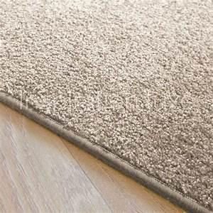 tapis sur mesure beige clair rectangulaire ou carre fin With tapis beige clair