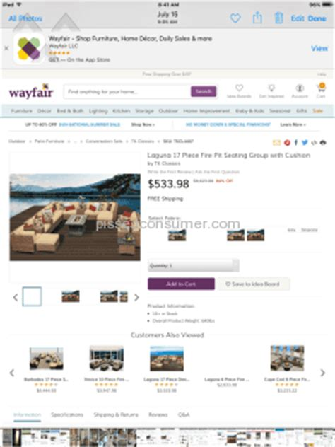 wayfair 877 929 3247 customer service phone number address