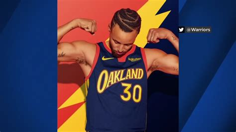 Golden State Warriors unveil 'Oakland Forever' jerseys ...
