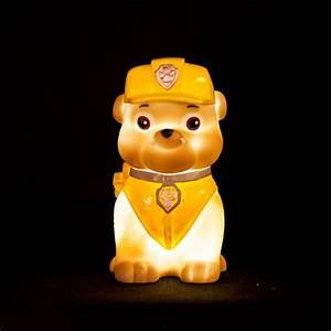 Paw Patrol Lampe : paw patrol rubble illumi mate led colour changing night light ebay ~ Whattoseeinmadrid.com Haus und Dekorationen