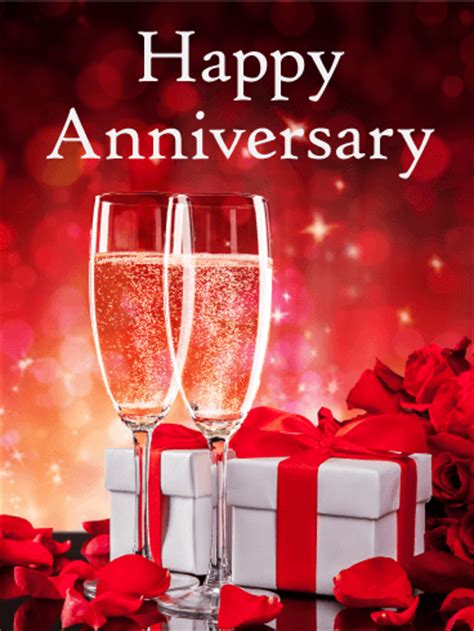 cheers   special day happy anniversary card