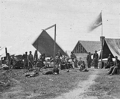 Camp Civil War Confederate Lookout Pow Belle
