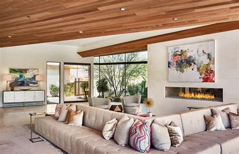 Interiors Ideas by Desert Interior Design Style Modern Palm Desert