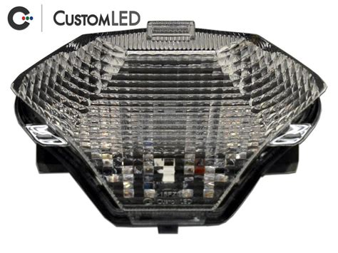 2015-2016 Yamaha Fz-07 Fz07 Blaster-x Integrated Led Tail Light Custom Led Cadillac Cts V Brakes Truck Parts Used Press Brake For Sale Calipers Price You We Fix Jeep Wrangler Pads Ford Raptor 14 Bolt Disc Kit