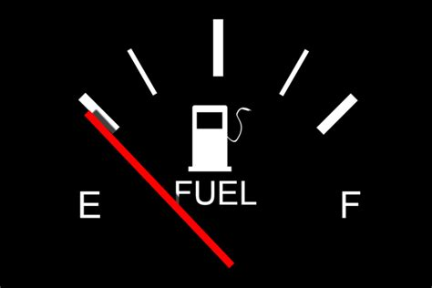 when the lights come on what do you do when the marital fuel light comes on