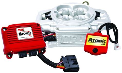Aftermarket Throttle-body Fuel-injection Systems