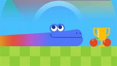 Google Snake Chrome Play Dino Games Longest