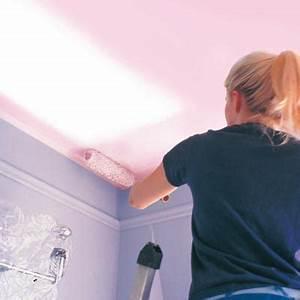 Peindre Un Plafond Facilement : peindre un plafond pas cher ~ Premium-room.com Idées de Décoration