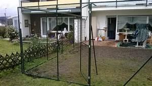 katzenfreilaufgehege vom katzennetz profi With whirlpool garten mit katzennetz balkon montage