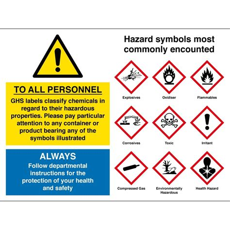 Safety Labels by Ghs Labels Safety Signs From Key Signs Uk