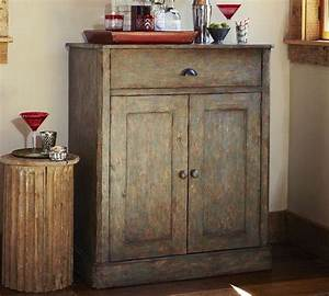 Abington Painted Cabinet Pottery Barn